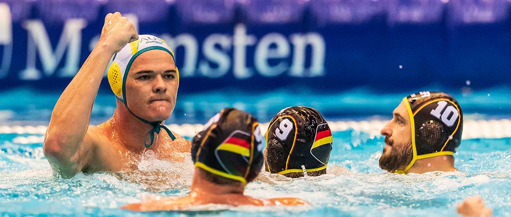 DSV-Wasserballer verpassen dramatisch Finaleinzug - Ungarn und Australien im Finale